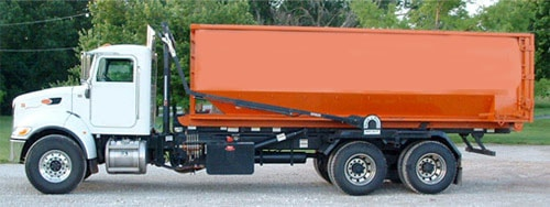 orange dumpster rental